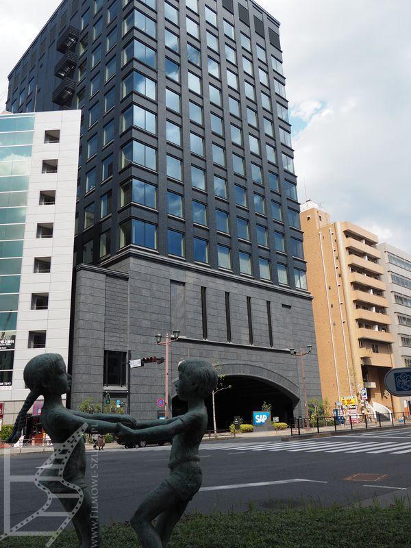 Pomnik dzieci w Tokio