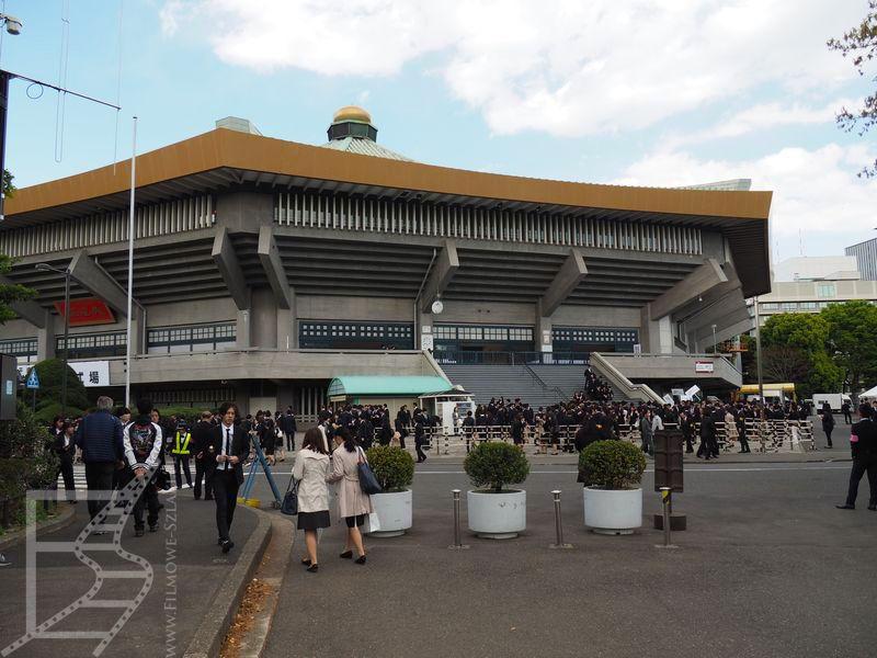 Nippon Budōkan, czyli hala widowiskowa