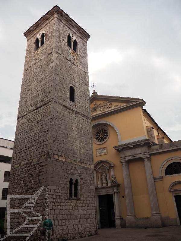 Krzywa Wieża w Rijece