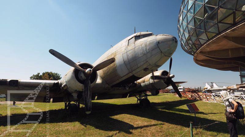 Muzeum lotnictwa, Belgrad