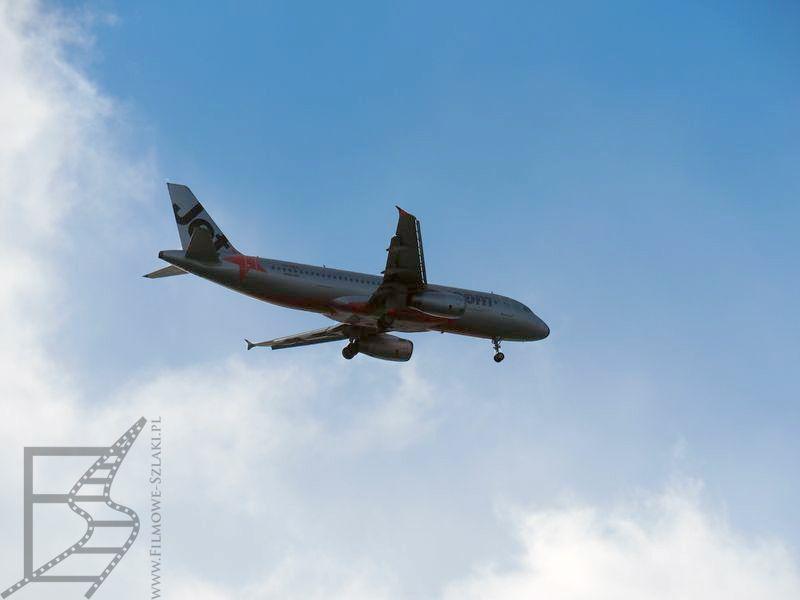 JetStar Airways. W Australii i Nowej Zelandii RE 261/2004 nie obowiązuje.
