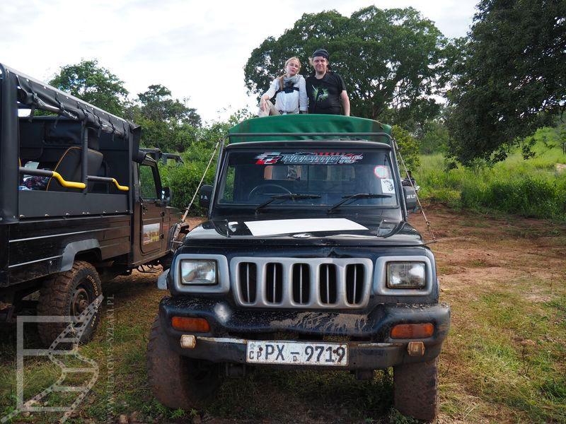 Na safari w Hurulu