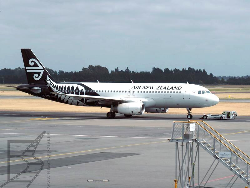 Air New Zealand, Christchurch