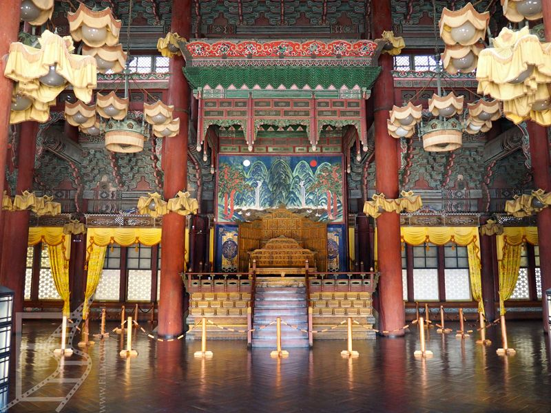 Pałac Changdeokgung