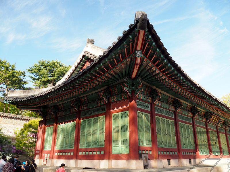 Pałac Changgyeonggung, Seul