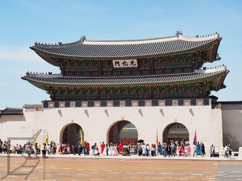 Pałac Gyeongbokgung, Seul