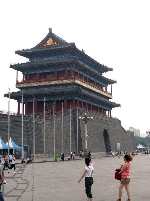 Brama Niebiańskiego Pokoju, Tian'anmen