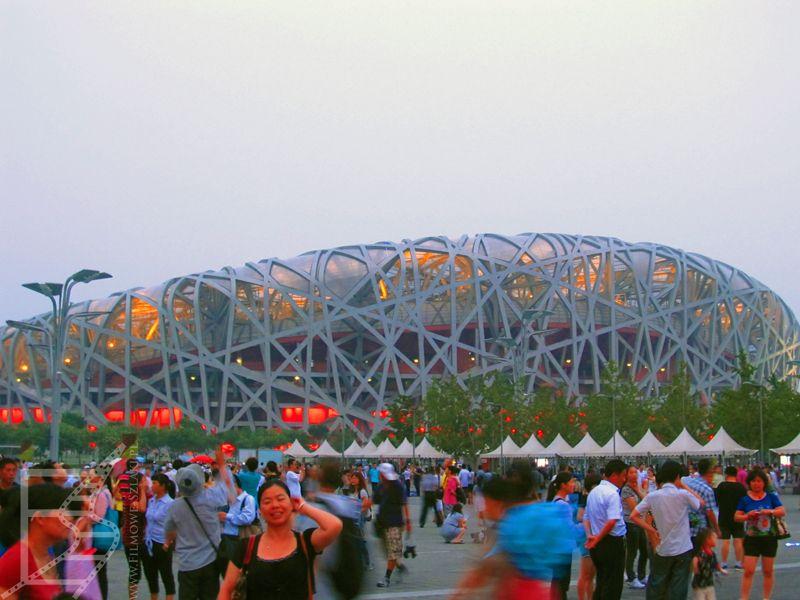 Stadion olimpijski, Pekin