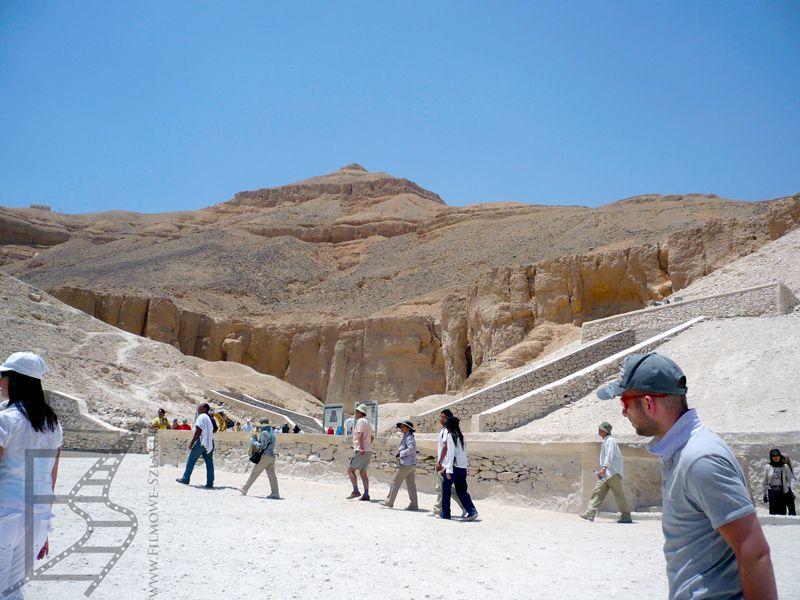 Dolina Królów, Luksor
