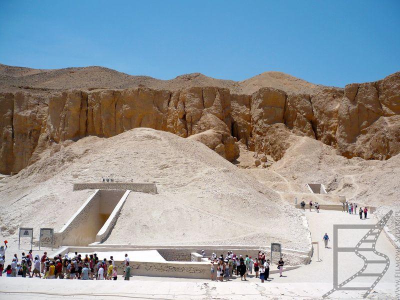 Dolina Królów (Luksor, Luxor, Egipt)