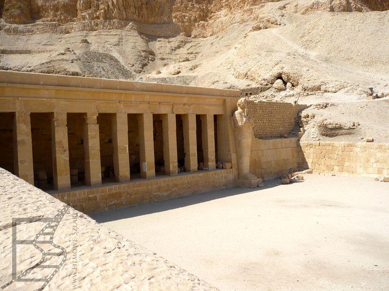 Grobowiec - Świątynia Hatszepsut