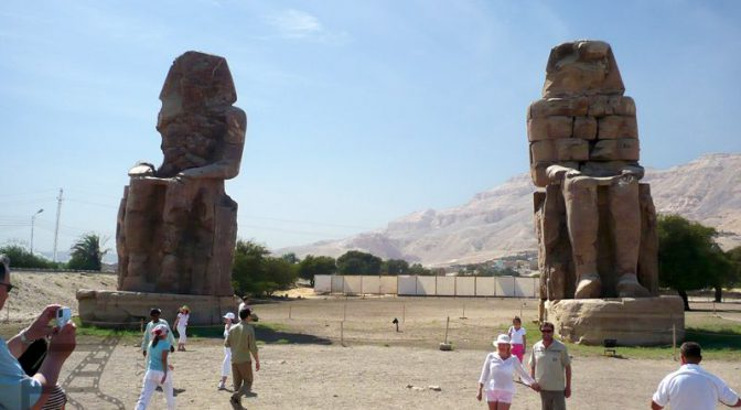 Luksor, Karnak, Dolina Królów, Świątynia Hatszepsut w Egipcie