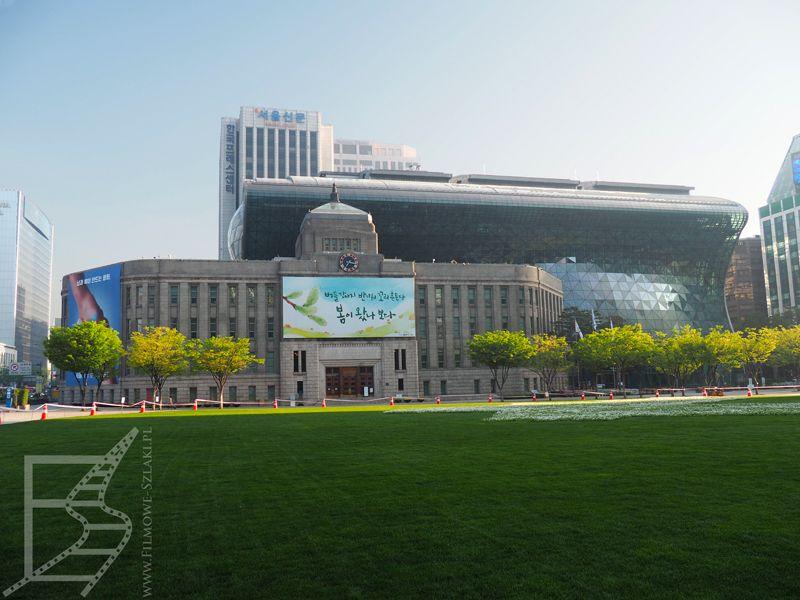 Ratusz w Seulu