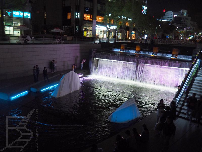 Cheonggyecheon, Seul