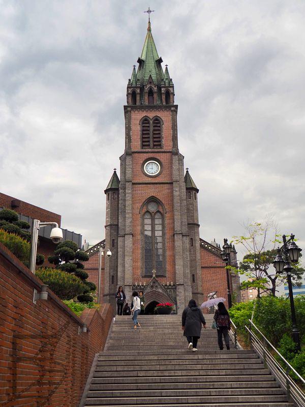 Katedra katolicka w Seulu