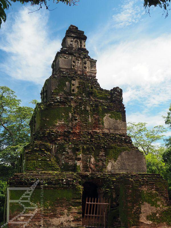 Ruiny świątyni, Polonnaruwa