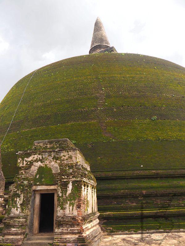 Dagoba, Polonnaruwa