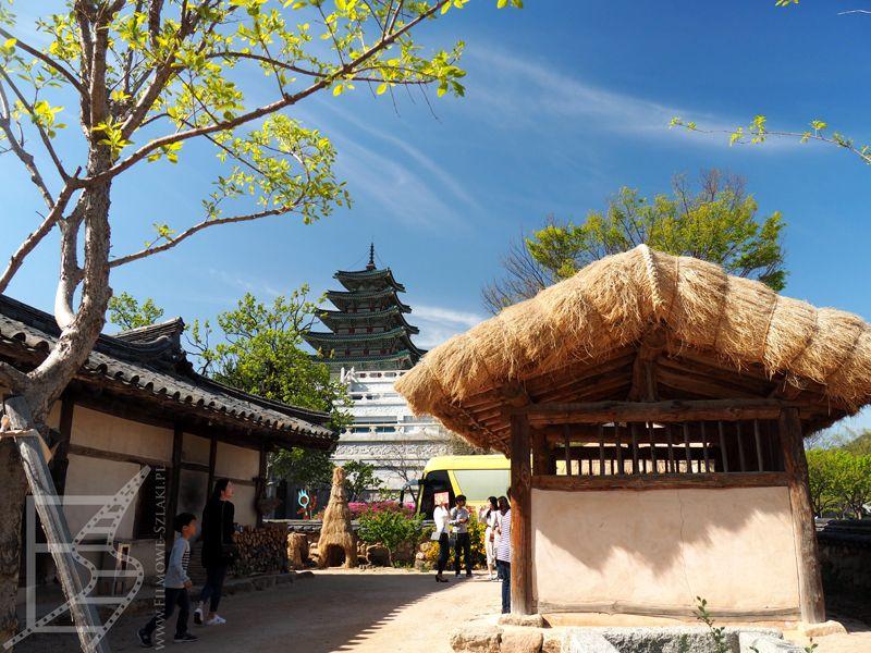 Historyczne wioski w Seulu