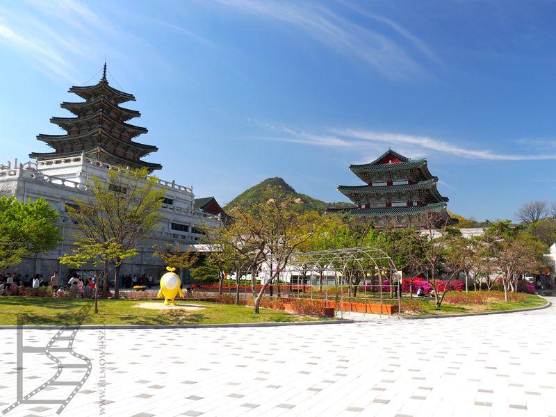 Historyczna wioska, Seul