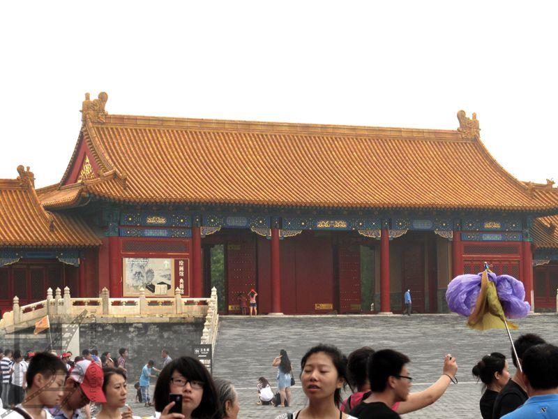Pałac Zimowy, Zakazane Miasto