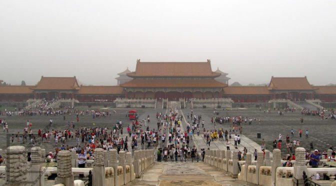 "Pekin, ""Ostatni cesarz"" i stolica Chin"