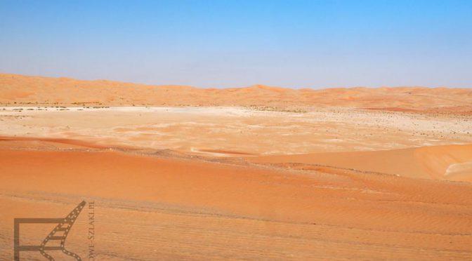 Liwa, oaza na pustynii Ar-Rab al-Chali