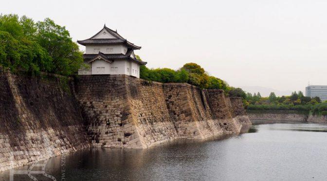 Osaka, zamek, świątynie i architektura Tadao Ando