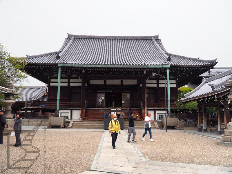 Świątynia Isshin-ji (Osaka)