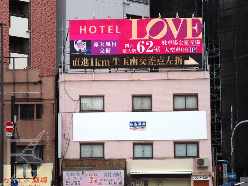 Hotel na godziny w Osace