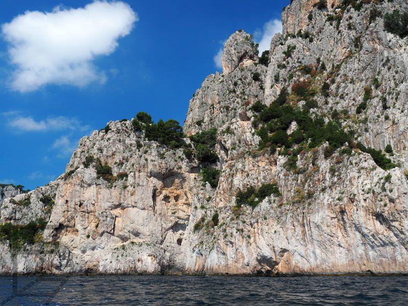 Rejs wokół Capri