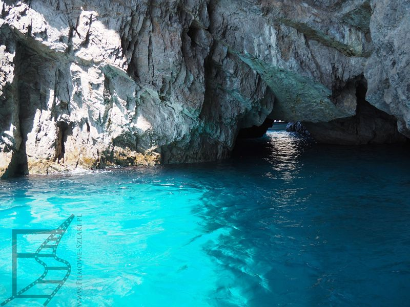 Zielona grota (Grotta Verde)