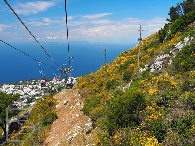 Wyciąg na Monte Solaro