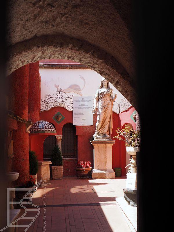 Casa Rossa, muzeum w Anacapri