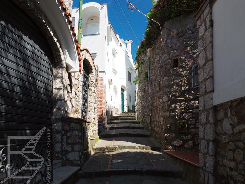 Wąskie, historyczne uliczki