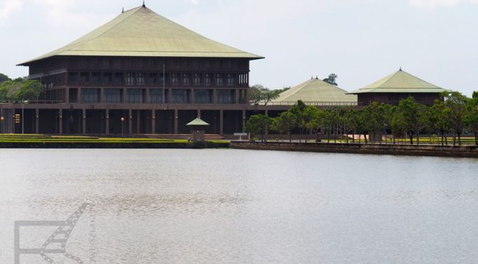 Sri Dźajawardanapura Kotte, stolica Sri Lanki