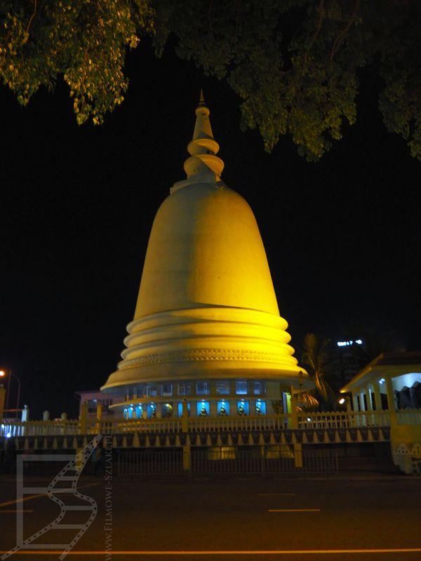 Dagoba w Kolombo