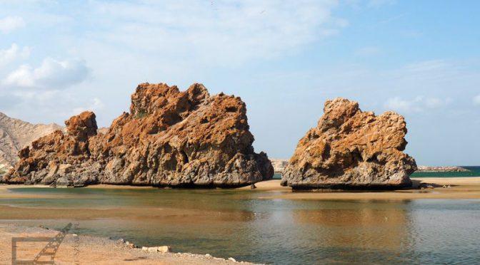 Między Yiti a Sur, czyli omańskie wybrzeże