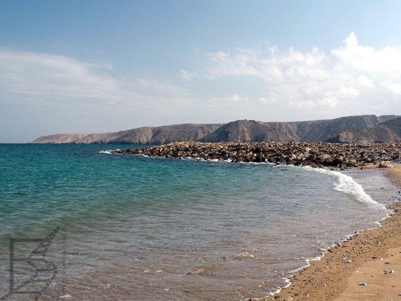Zatoka Omańska, Yiti