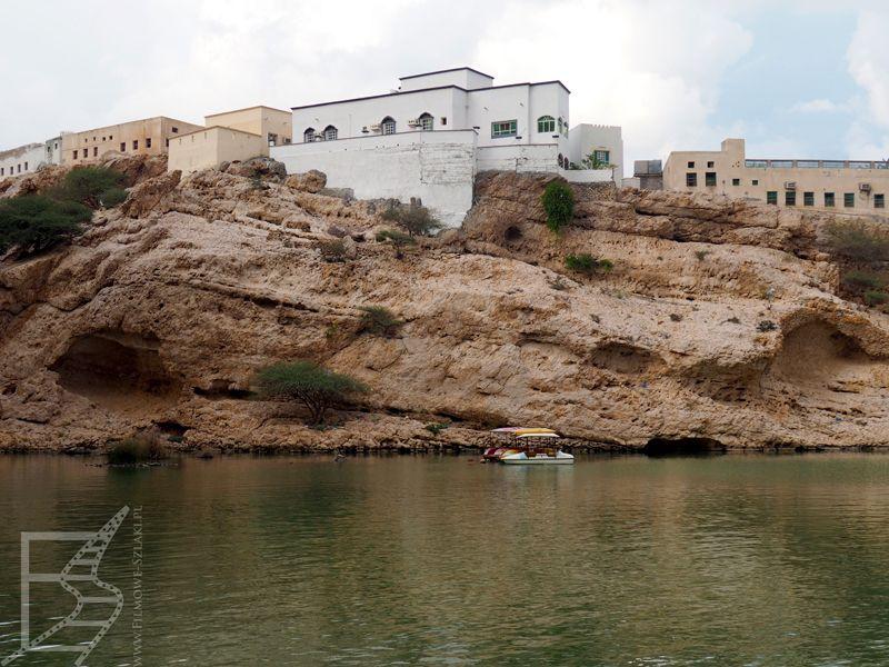 Okolice Wadi Shab