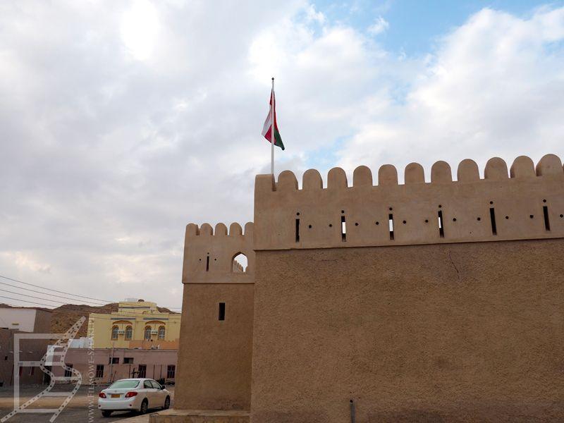 Zamek Al Aygah w Sur