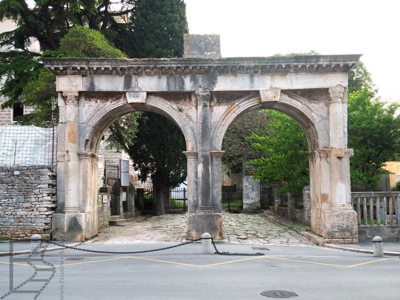 Podwójna Brama (Pula, Chorwacja)