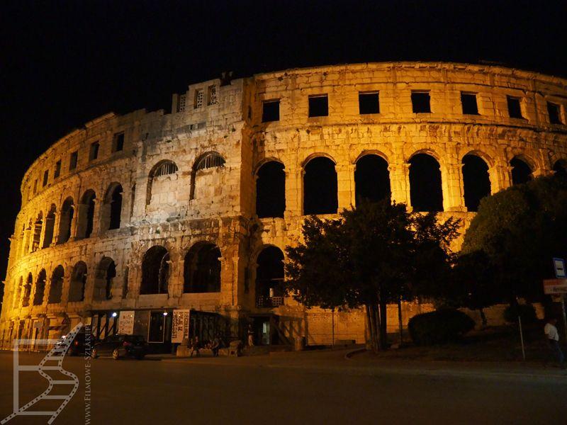 Amfiteatr o zmroku