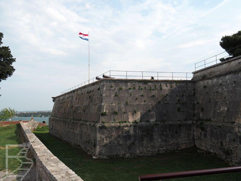 Zamek Wenecki w Puli