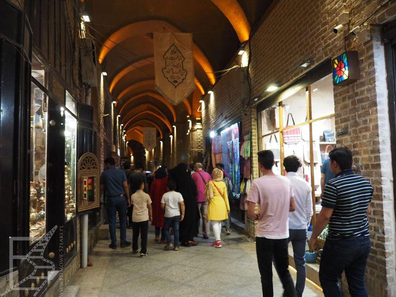 Bazar w Jazd