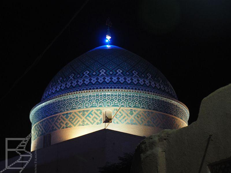 Kopuła mauzoleum Seyed Rokn Addi