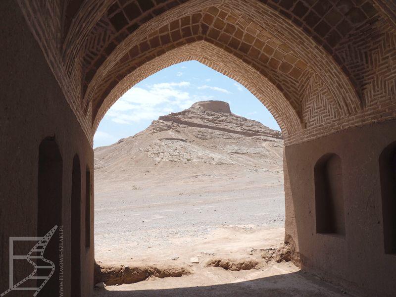 Dakhma, czyli wieża milczenia