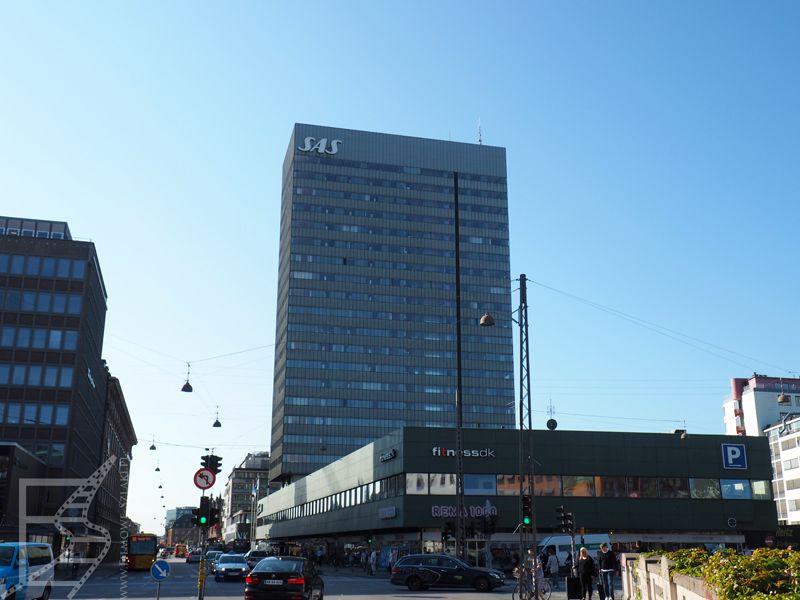 Hotel SAS w Kopenhadze