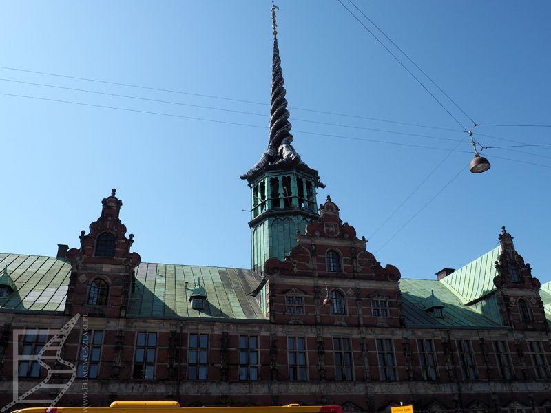 Budynek dawnej giełdy