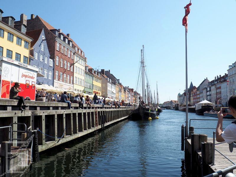 Nyhavn to największa i najpopularniejsza atrakcja Kopenhagi