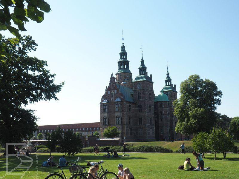 Kopenhaga: Zamek Królewski Rosenborg